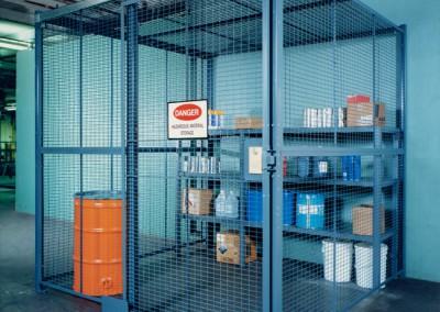WireCrafters-Secure-Storage-Enclosure
